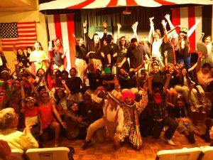 Circus Sonora Cast